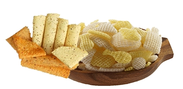 Papad & Fries